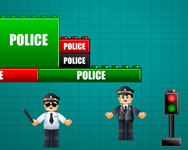 Brick Builder Police Edition j�t�k