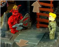 Dragons mountain lego j�t�kok ingyen